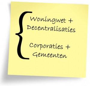 woningwet en decentralisaties
